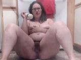 Bbw sexy se masturbeaza la web