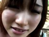 japoneza suge pula si primeste sperma pe ochi