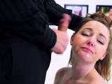 Leigh Rose's Hardcore Porn Audition